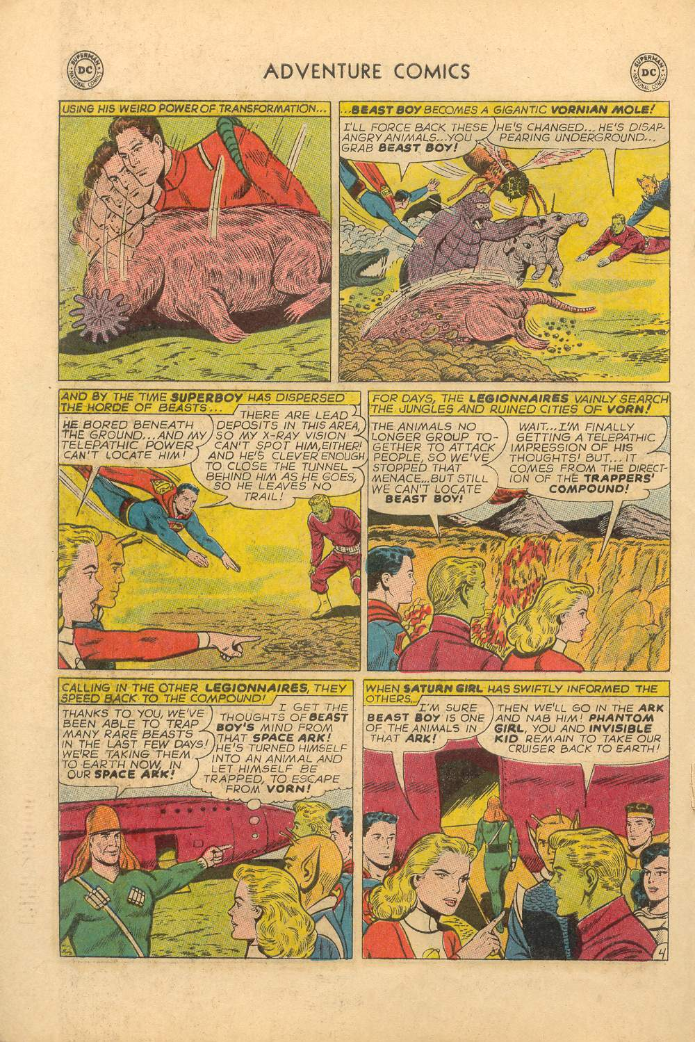 Read online Adventure Comics (1938) comic -  Issue #339 - 18