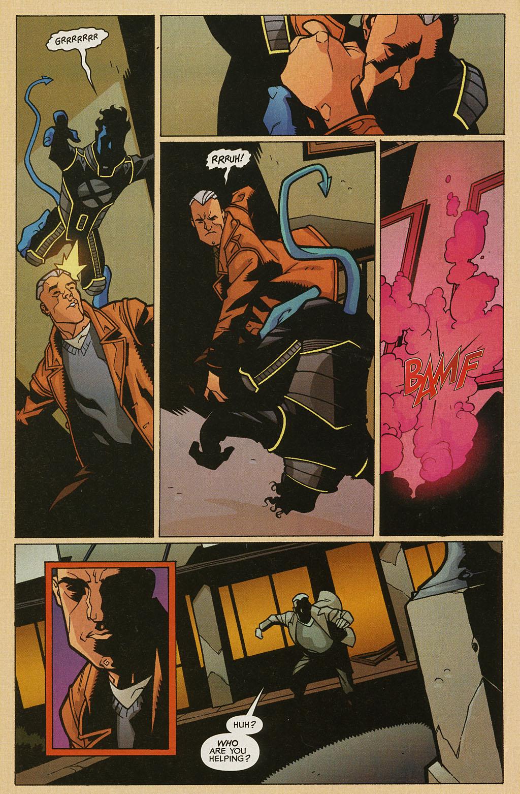 Read online Nightcrawler (2002) comic -  Issue #4 - 18