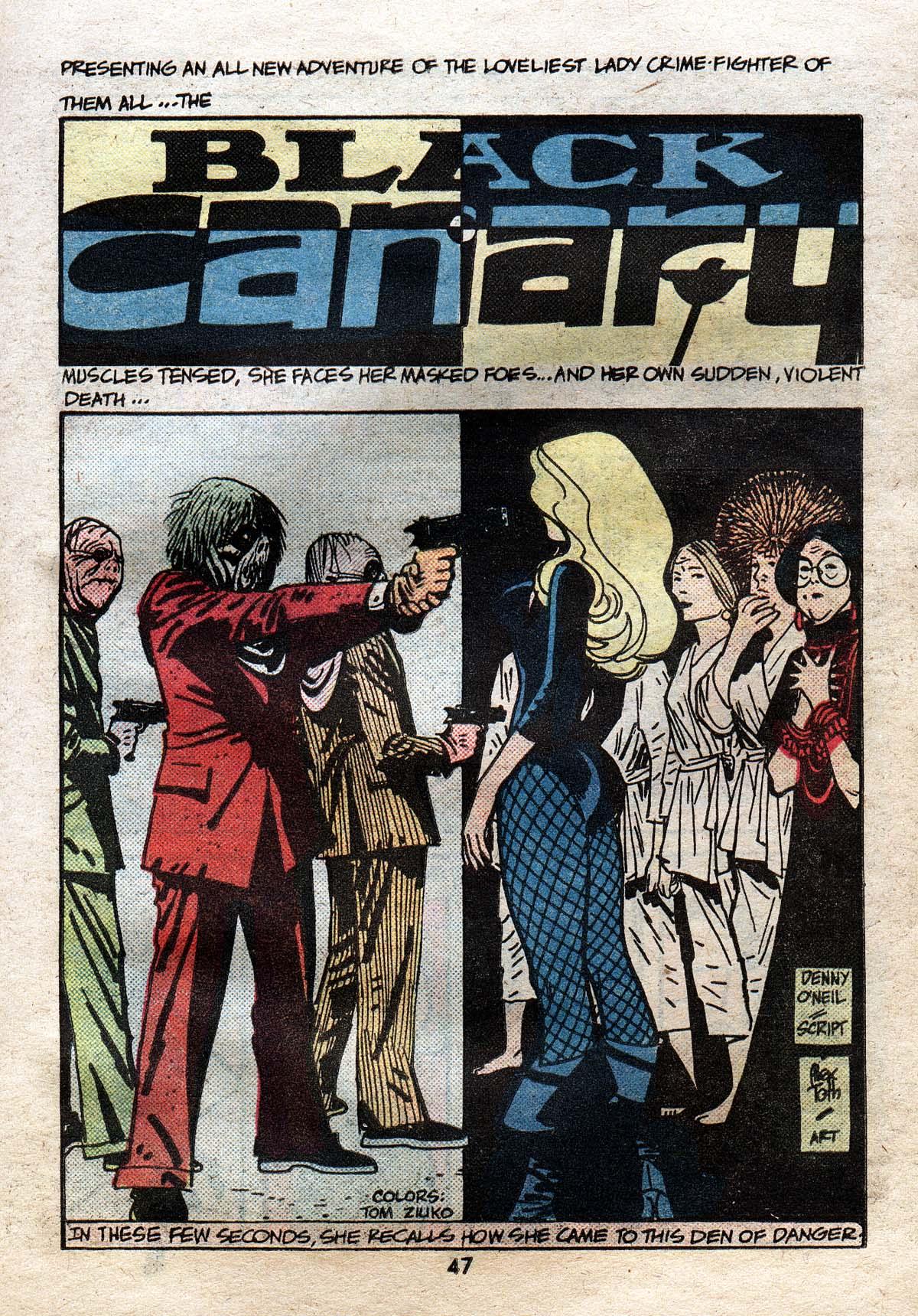 Read online Adventure Comics (1938) comic -  Issue #491 - 46