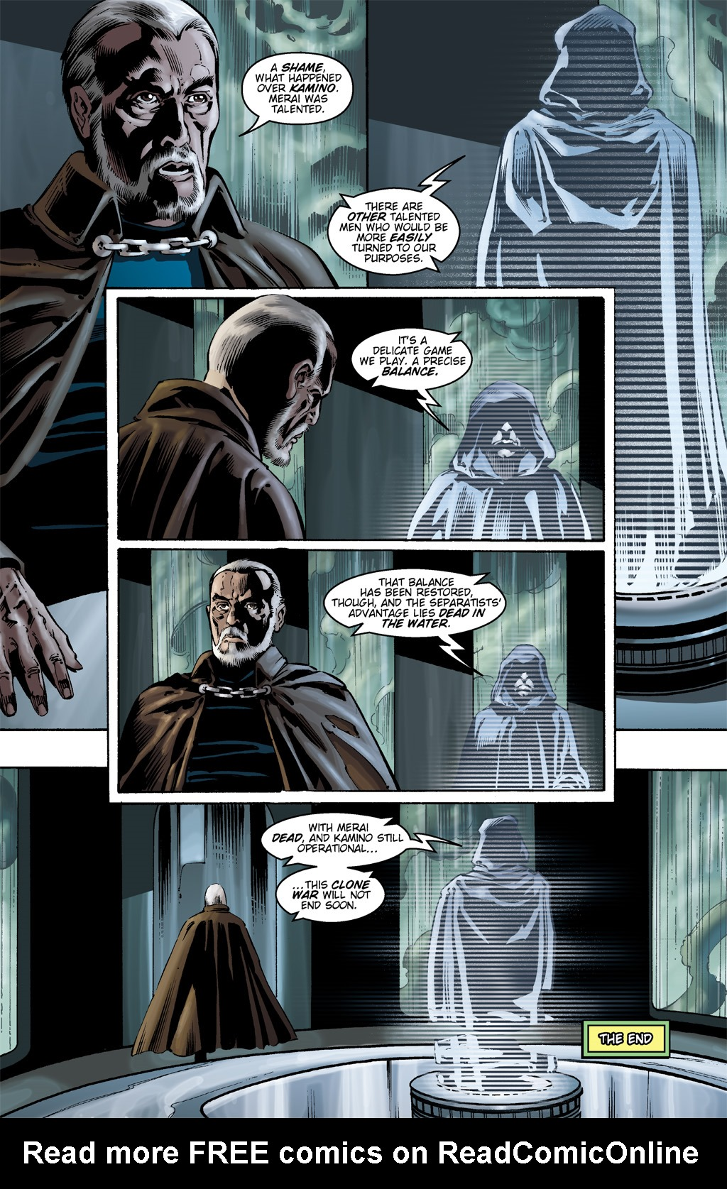 Star Wars: Republic 50 Page 55