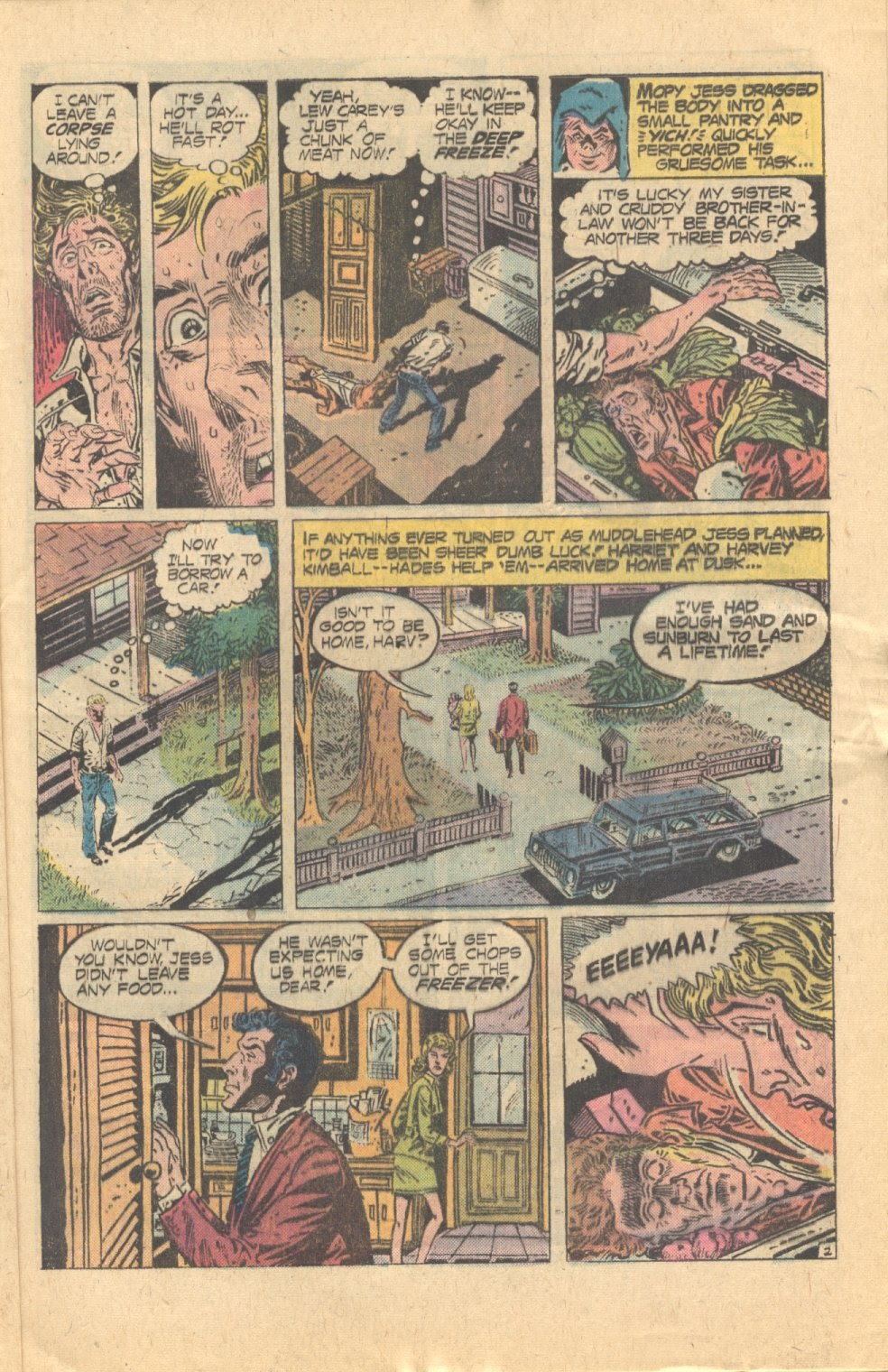 The Witching Hour (1969) issue 60 - Page 5