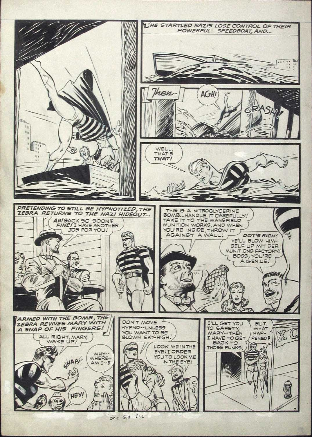 Green Hornet Comics issue 9 - Page 22
