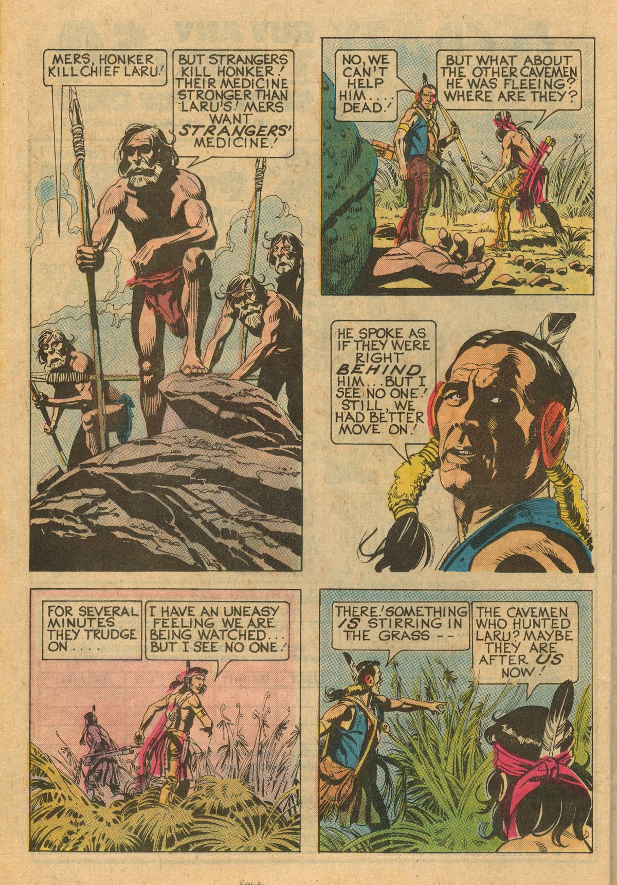 Read online Turok, Son of Stone comic -  Issue #111 - 24