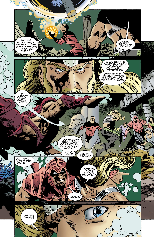 Read online Aquaman (1994) comic -  Issue #64 - 18