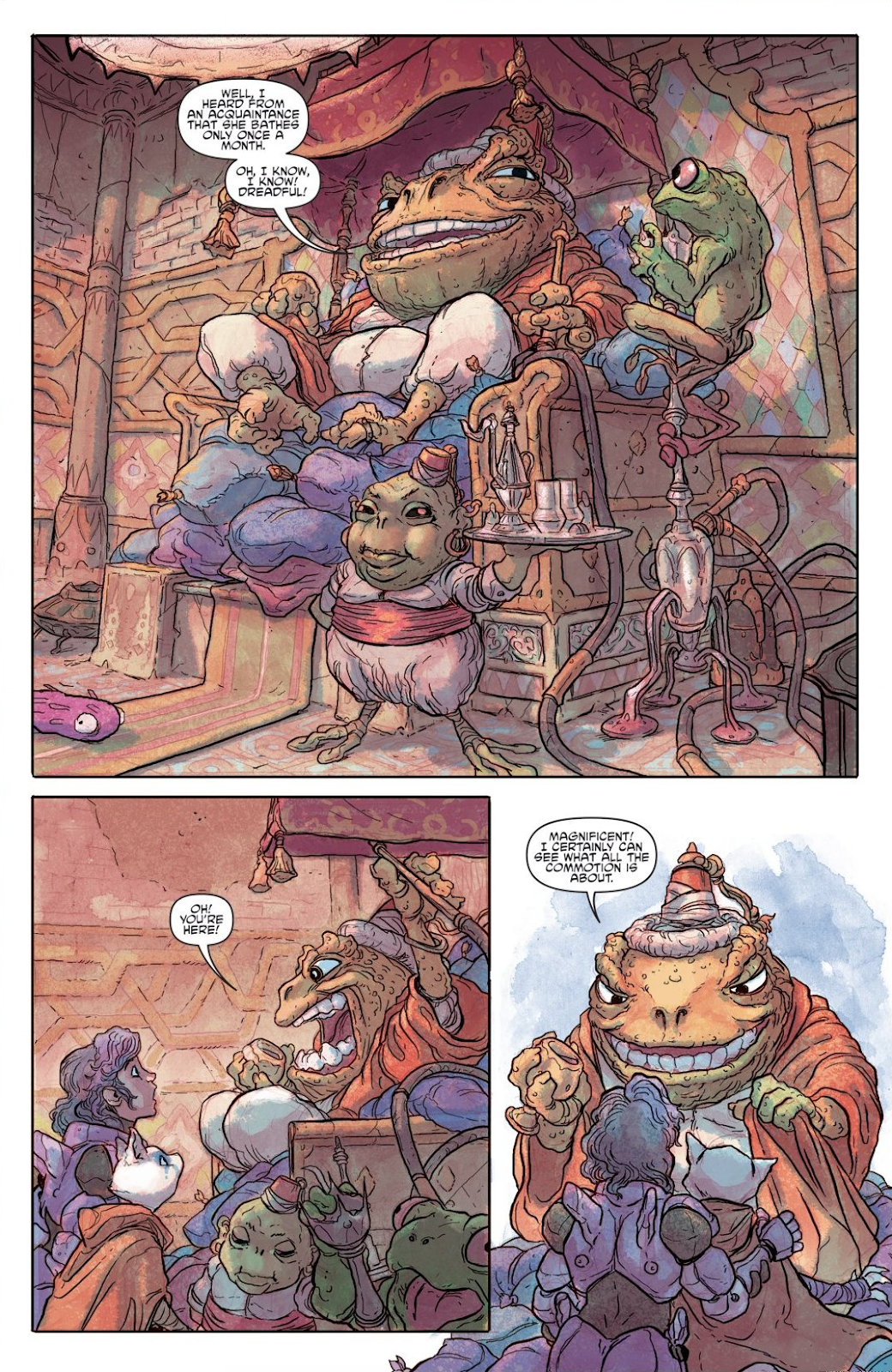 Read online Teenage Mutant Ninja Turtles: The IDW Collection comic -  Issue # TPB 9 (Part 2) - 5