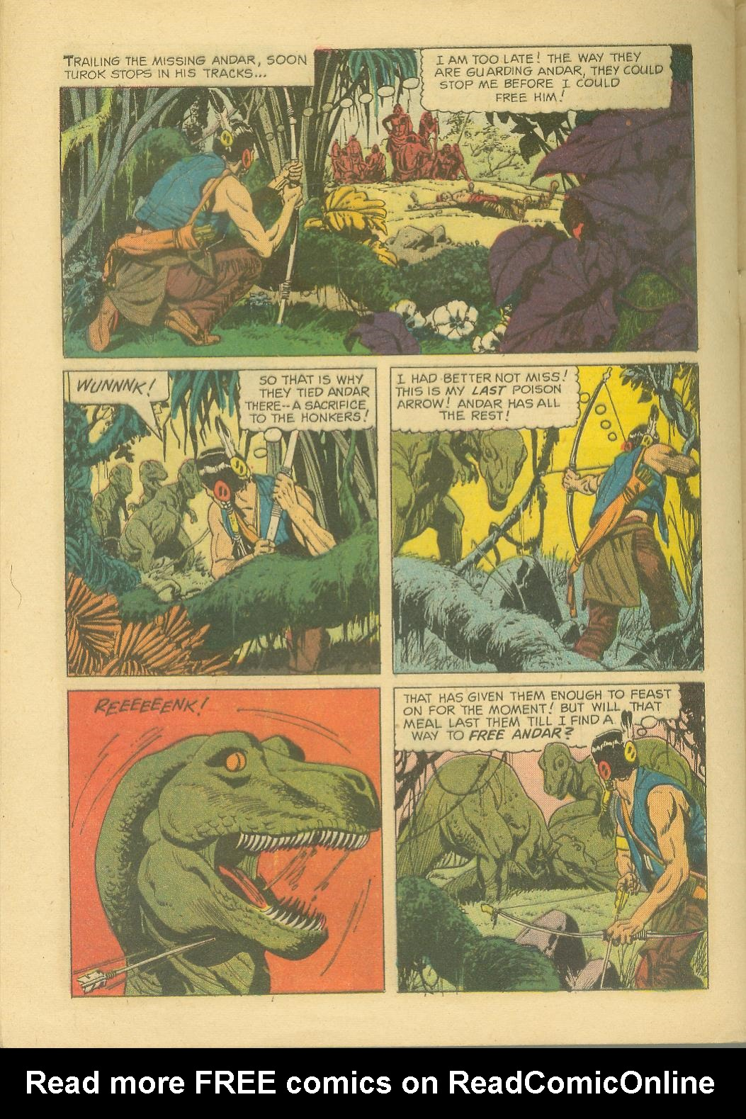 Read online Turok, Son of Stone comic -  Issue #30 - 32