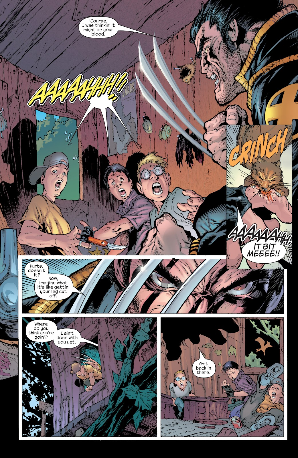 Read online X-Men: Unstoppable comic -  Issue # TPB (Part 2) - 83