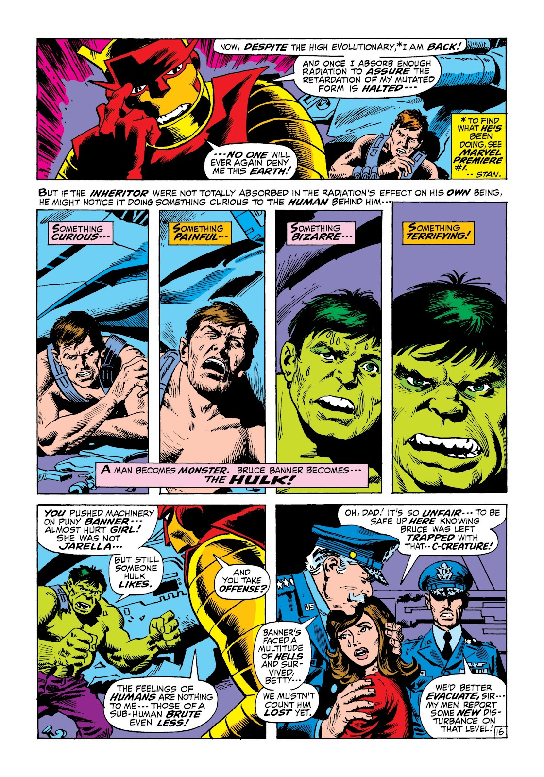 Read online Marvel Masterworks: The Incredible Hulk comic -  Issue # TPB 8 (Part 2) - 24