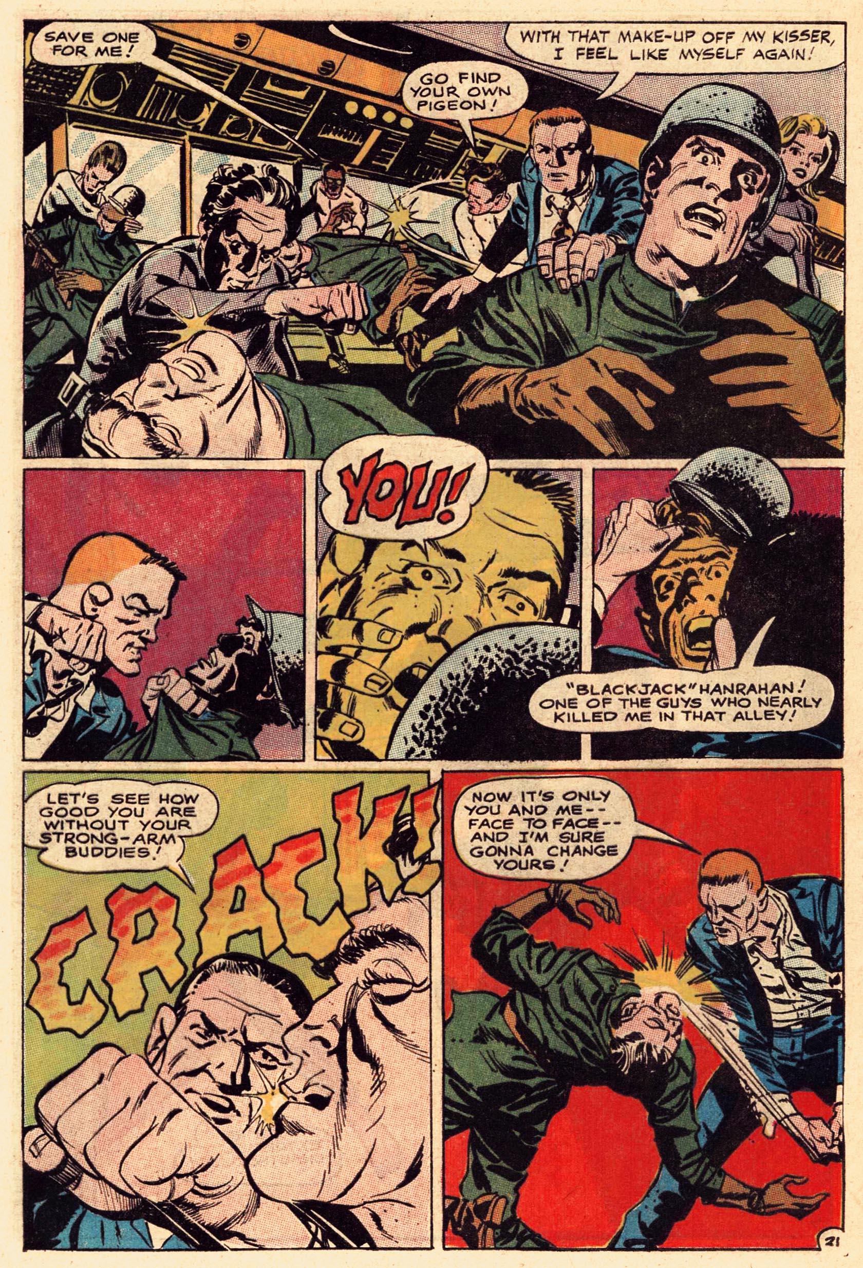 Read online Secret Six (1968) comic -  Issue #1 - 28