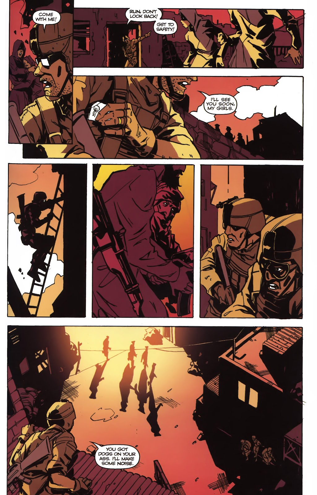 Read online Ricky Rouse Has A Gun comic -  Issue # TPB (Part 1) - 14