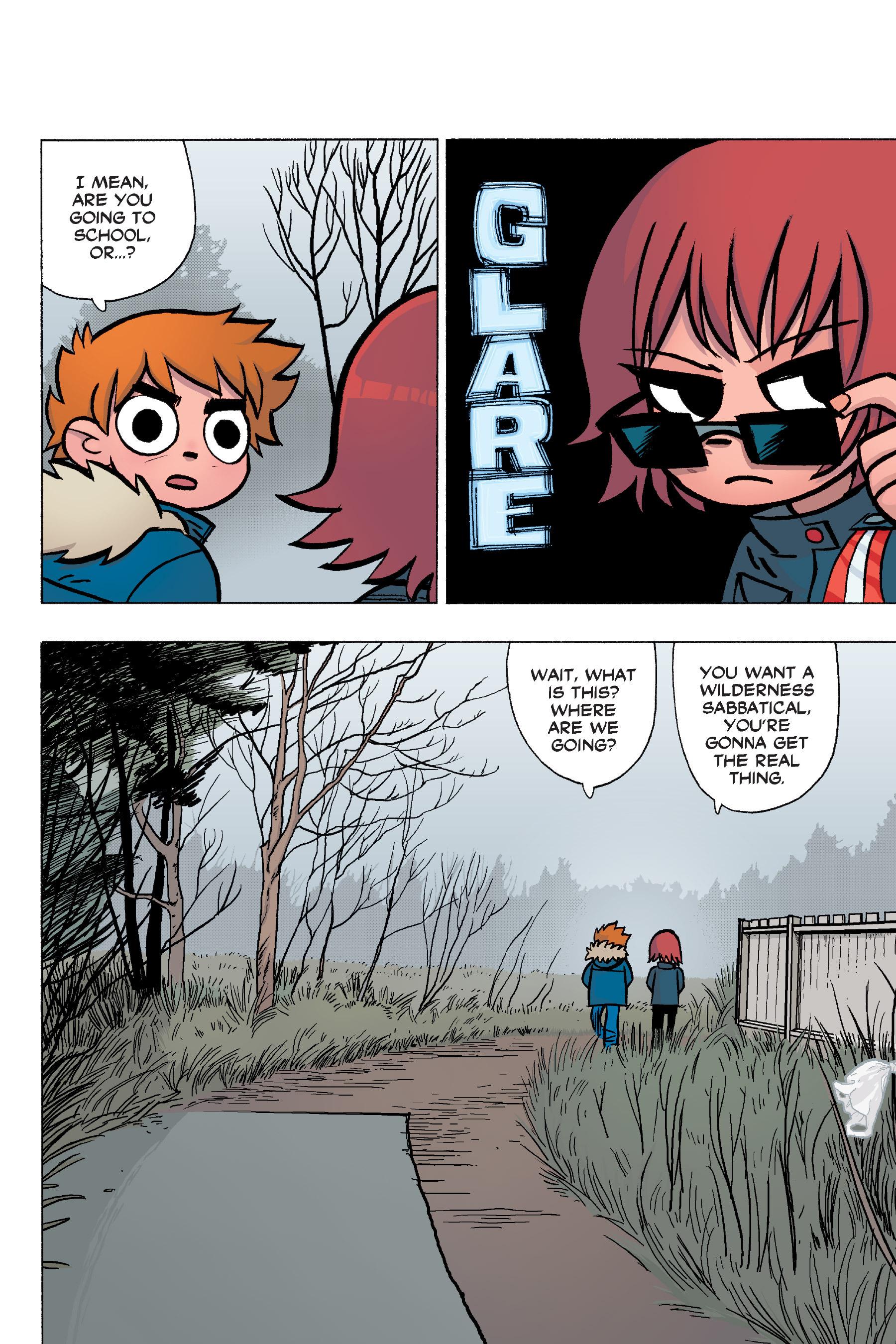 Read online Scott Pilgrim comic -  Issue #6 - 65