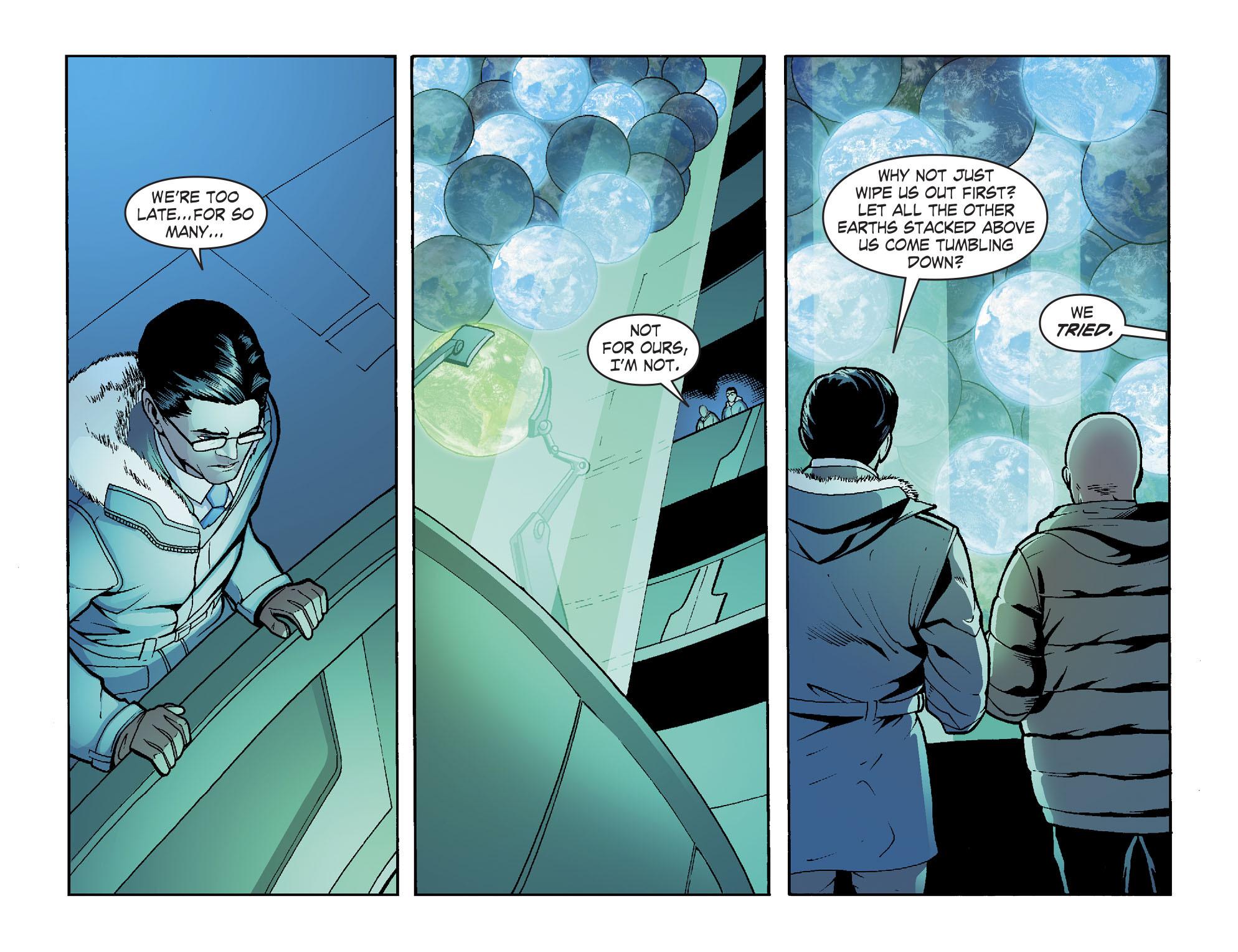 Read online Smallville: Alien comic -  Issue #8 - 20