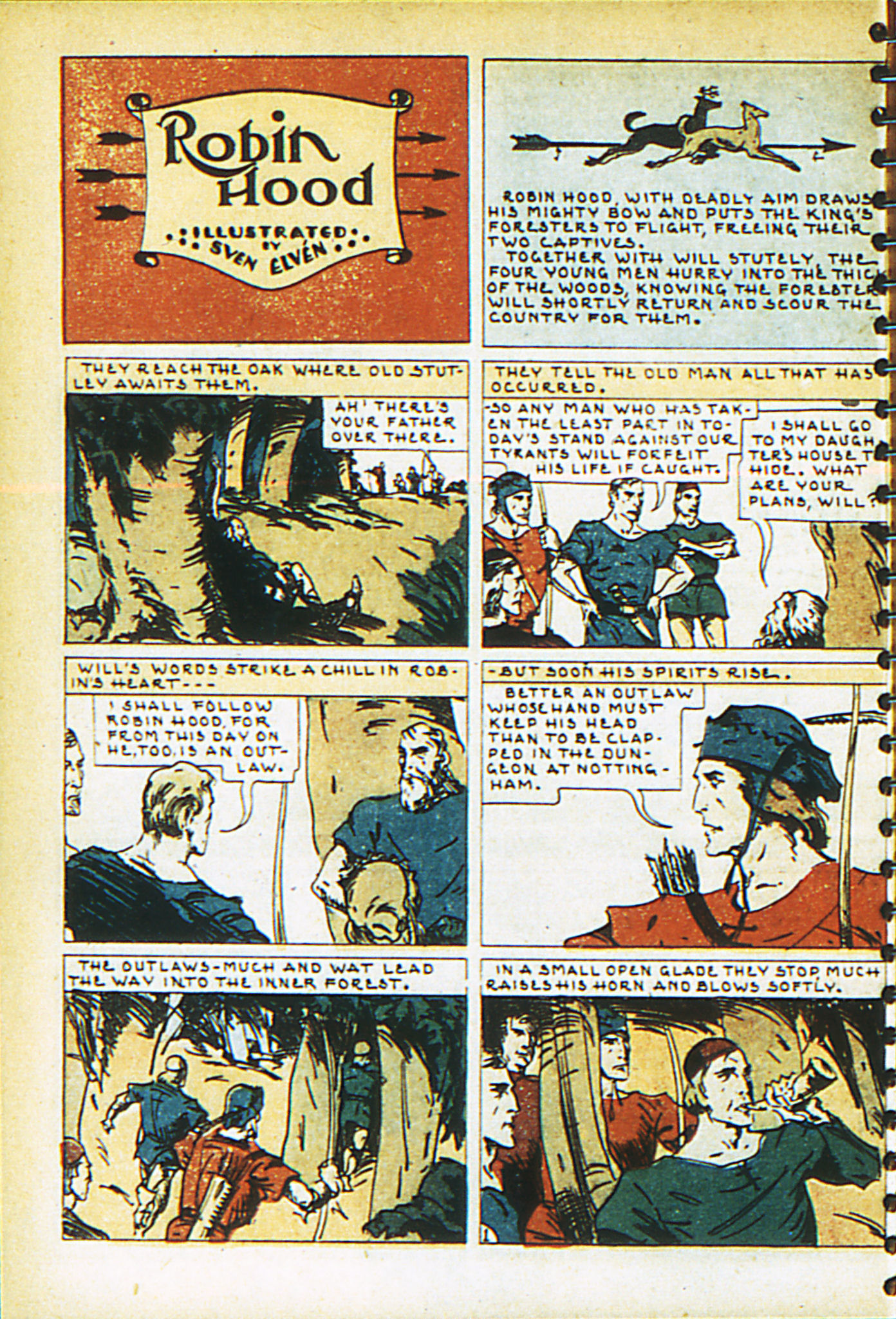 Read online Adventure Comics (1938) comic -  Issue #26 - 51