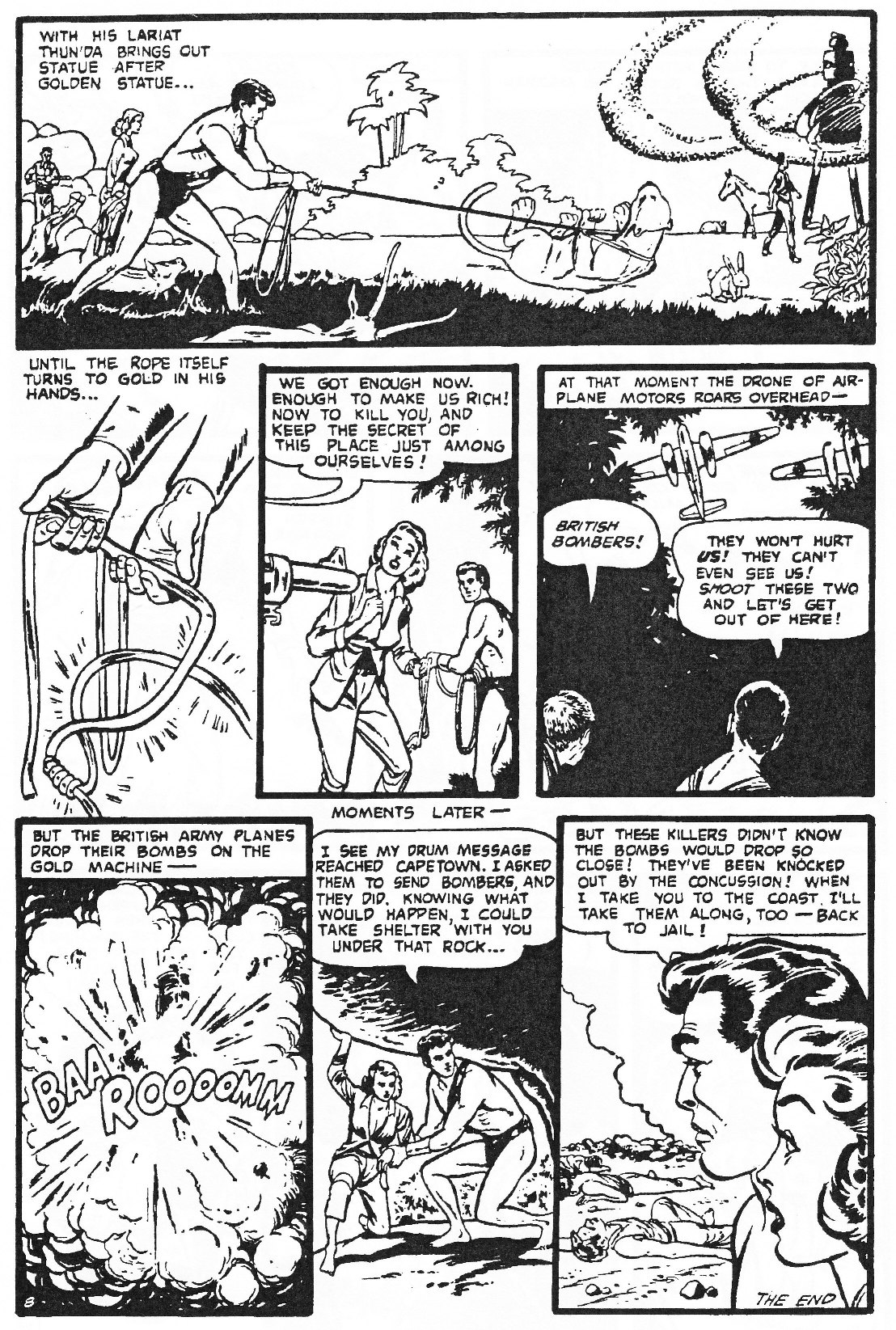 Read online Men of Mystery Comics comic -  Issue #81 - 58