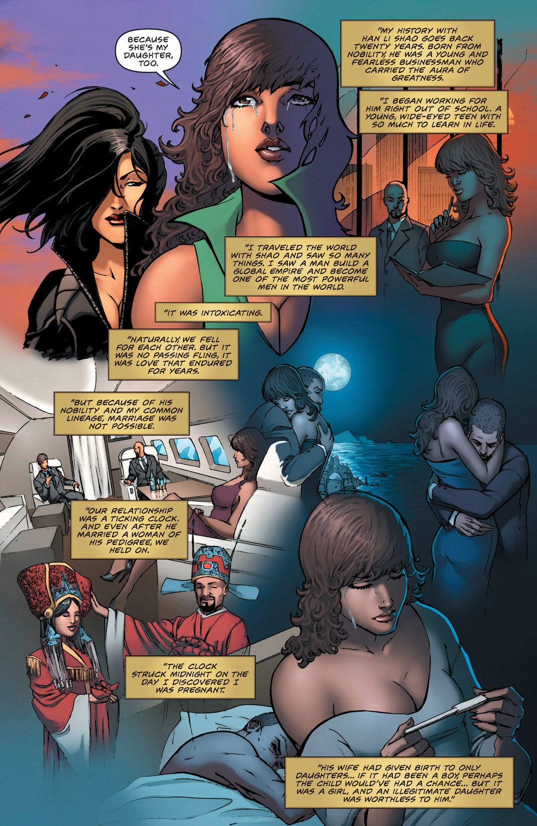 Read online All New Executive Assistant: Iris comic -  Issue #2 - 9
