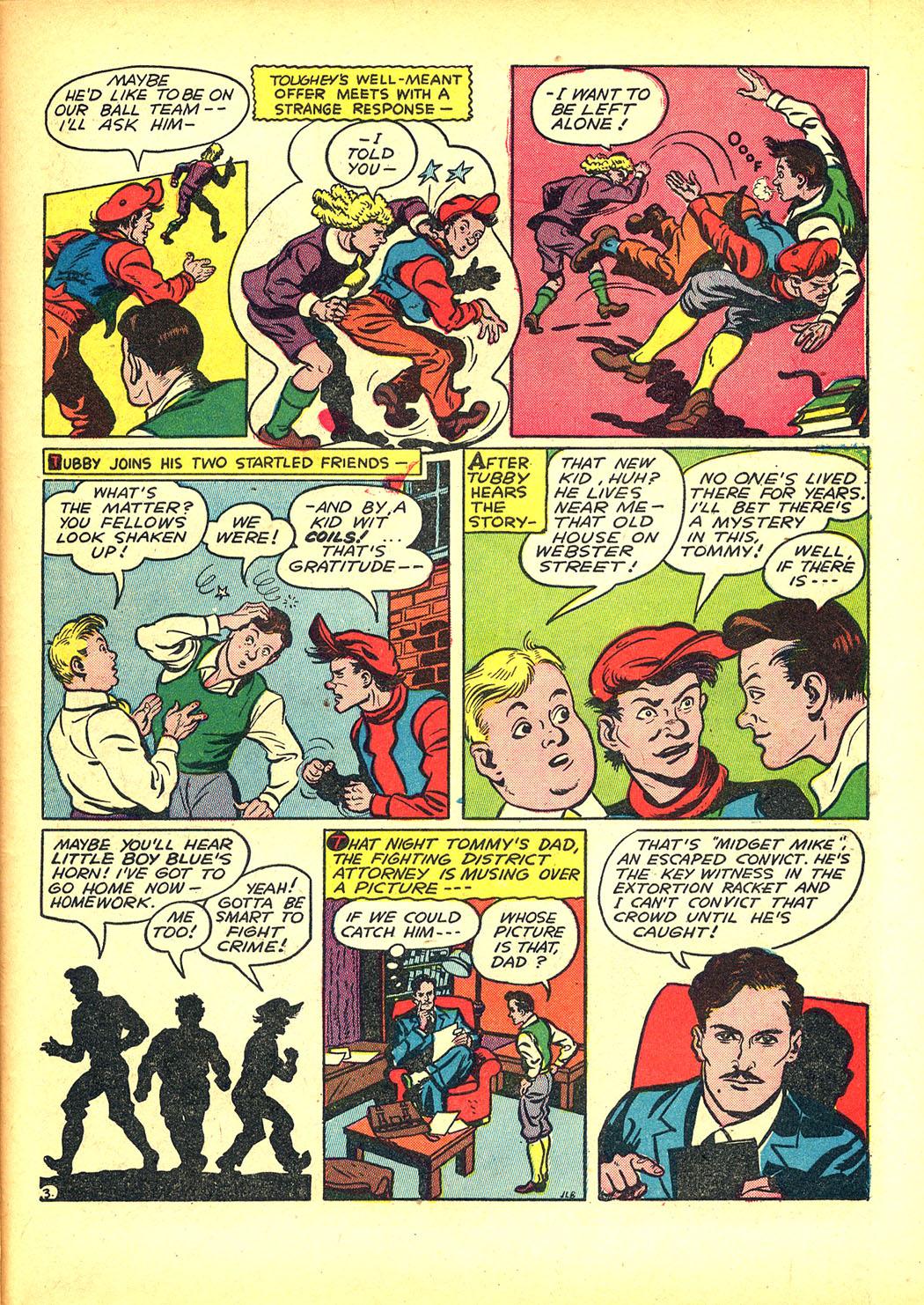 Read online Sensation (Mystery) Comics comic -  Issue #8 - 51