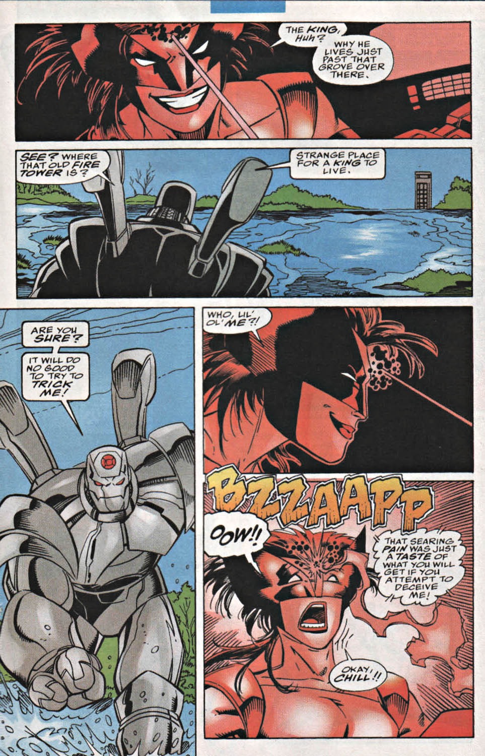 Wild Thing (1999) issue 5 - Page 14