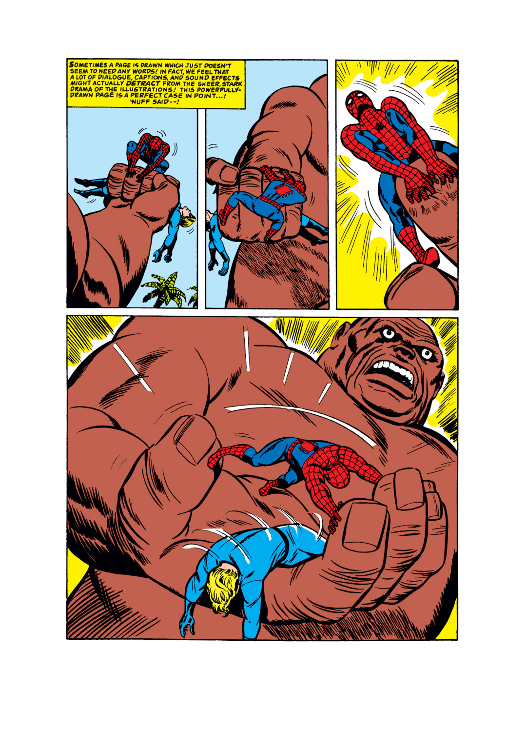 The Amazing Spider-Man (1963) _Annual_4 Page 34