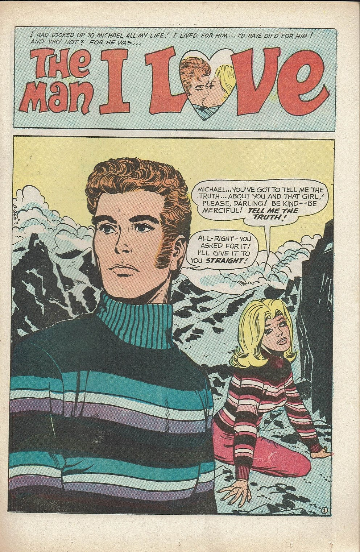 Read online Secret Hearts comic -  Issue #153 - 23