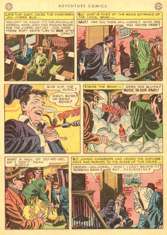 Read online Adventure Comics (1938) comic -  Issue #133 - 42
