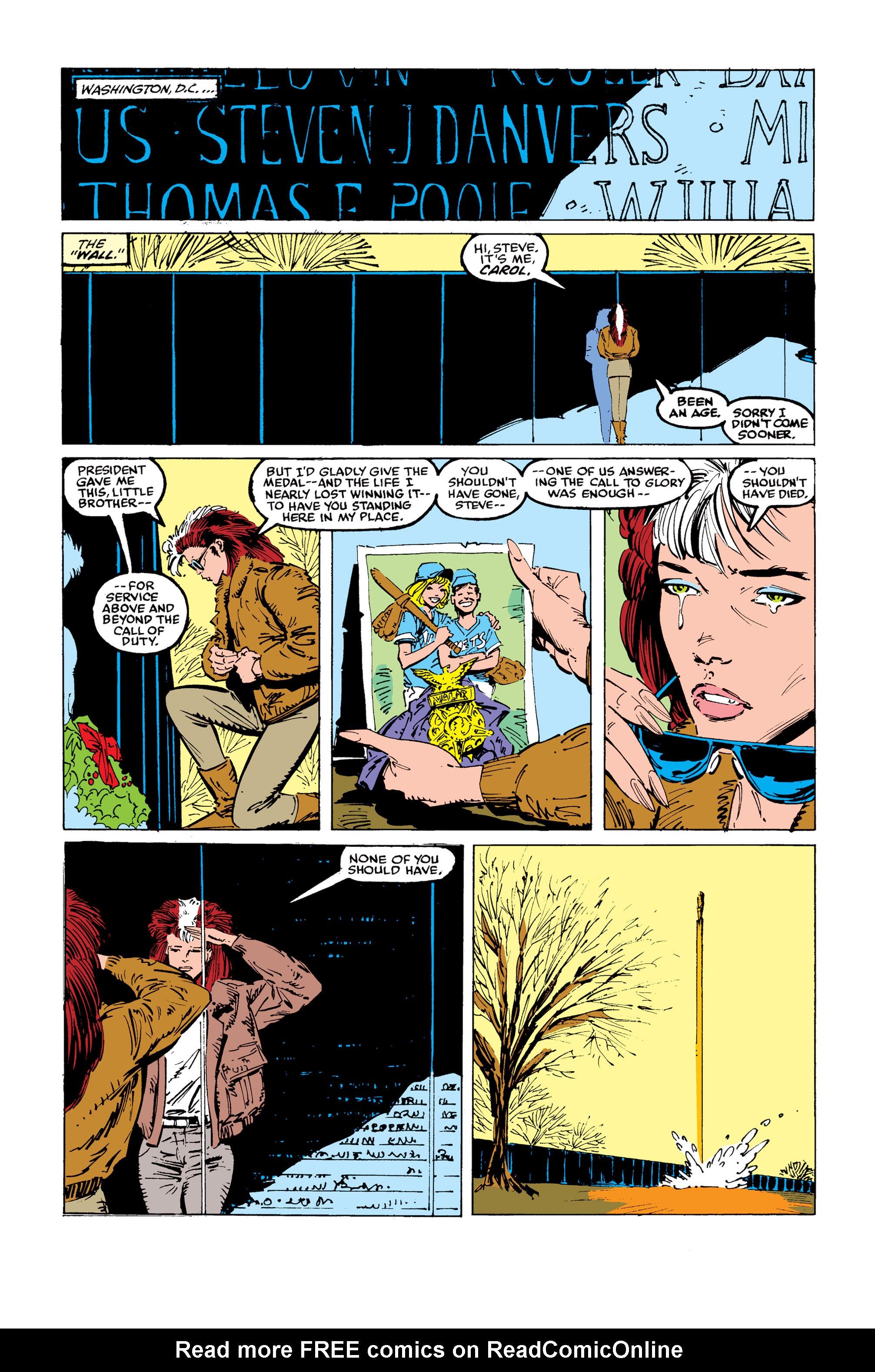 Read online Uncanny X-Men (1963) comic -  Issue #246 - 10