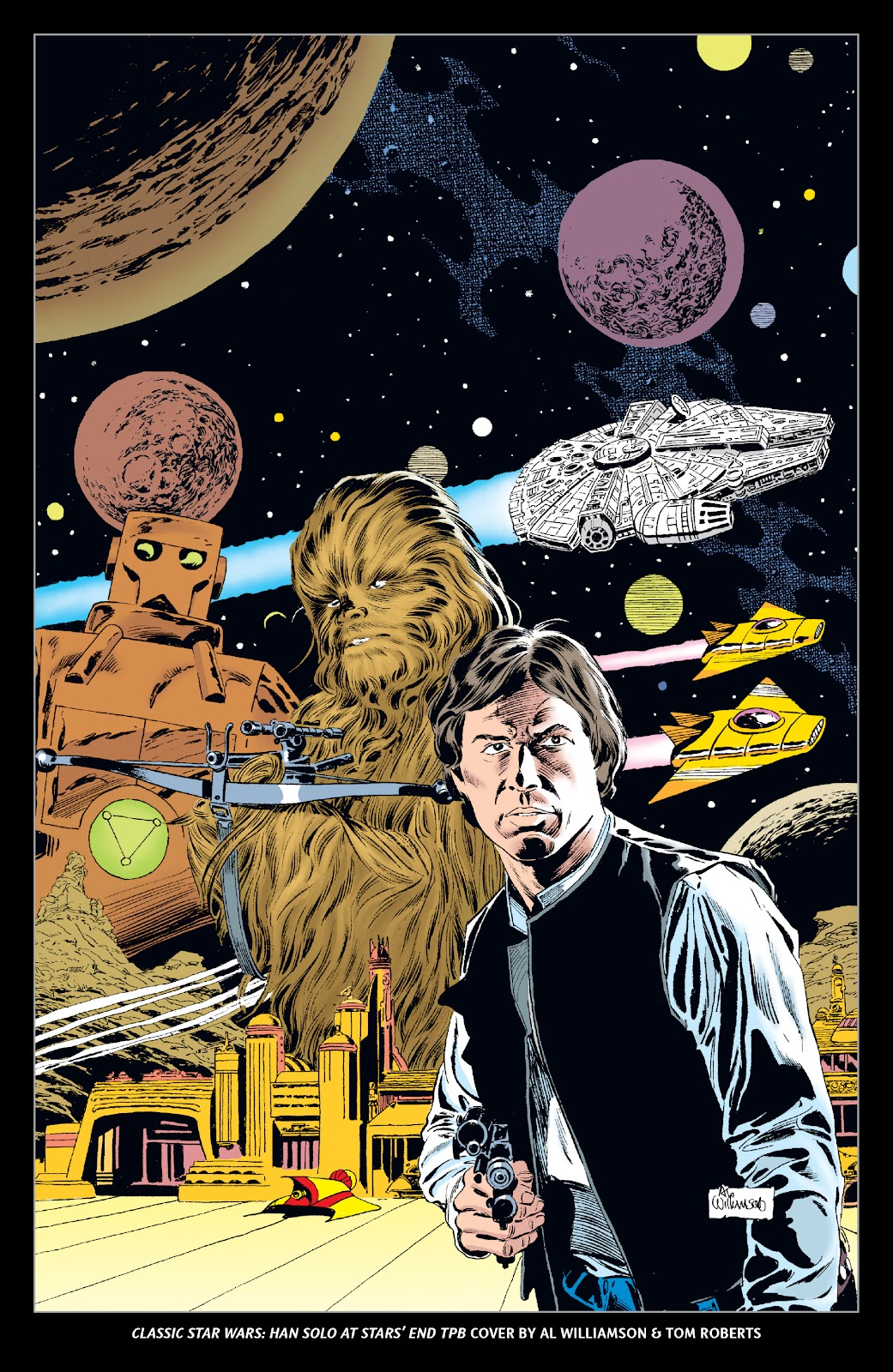 Read online Star Wars Legends: The Newspaper Strips - Epic Collection comic -  Issue # TPB (Part 5) - 74