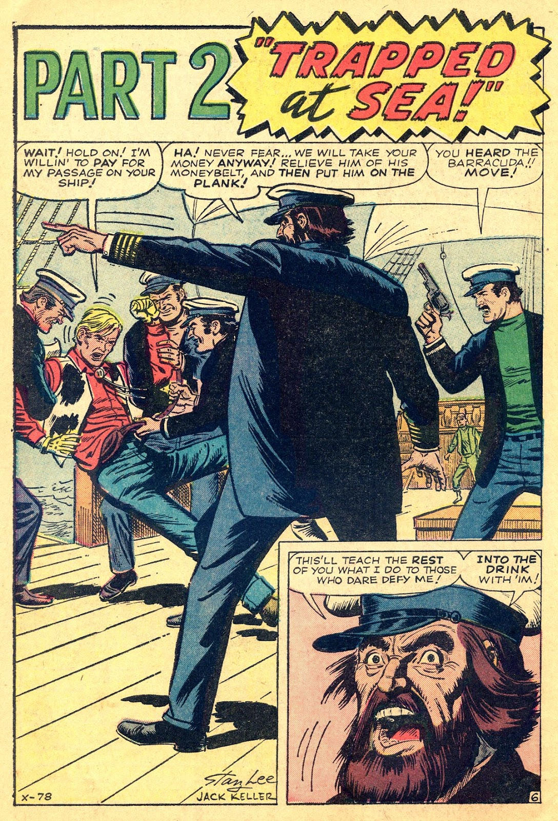 Kid Colt Outlaw issue 109 - Page 10