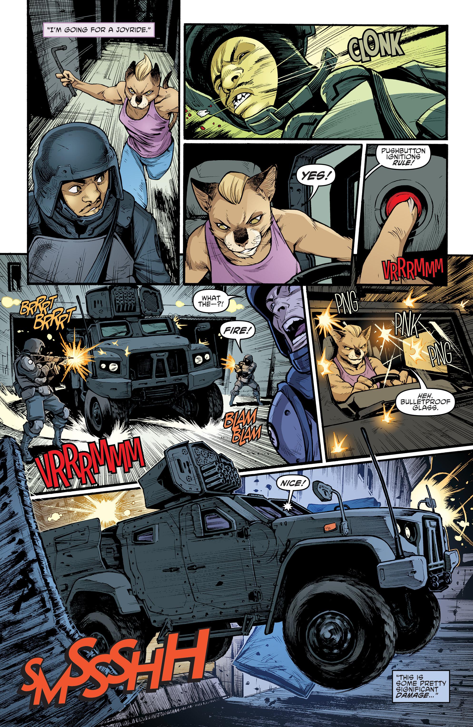 Read online Teenage Mutant Ninja Turtles (2011) comic -  Issue #68 - 18