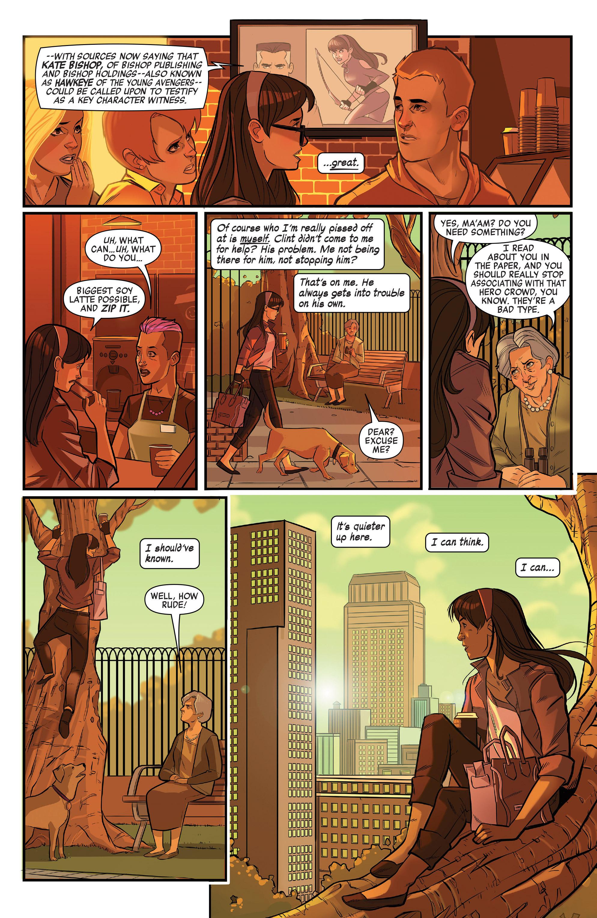 Read online Civil War II: Choosing Sides comic -  Issue #3 - 5