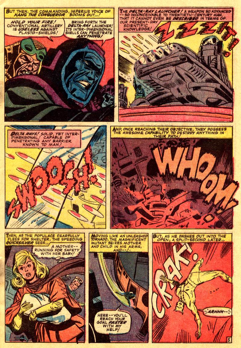 The Avengers (1963) 24 Page 5