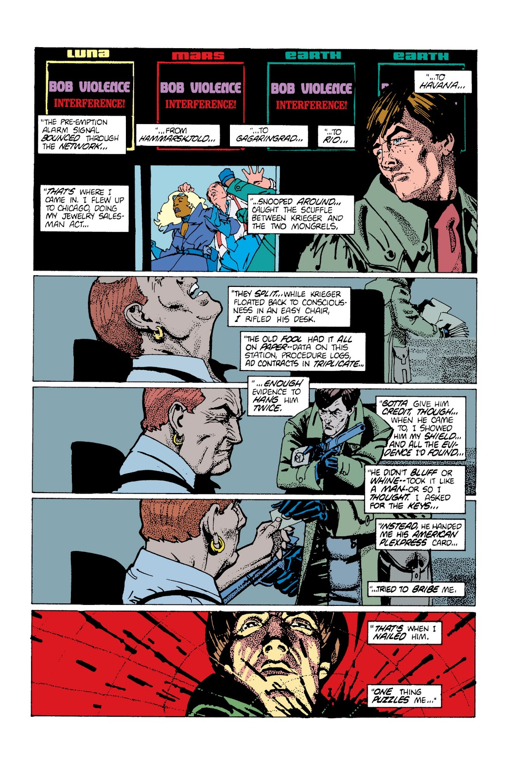 American Flagg! issue Definitive Collection (Part 2) - Page 6