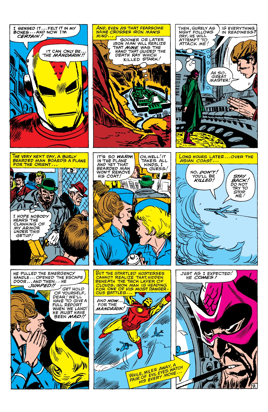 Read online Marvel Masterworks: The Invincible Iron Man comic -  Issue # TPB 2 (Part 2) - 80