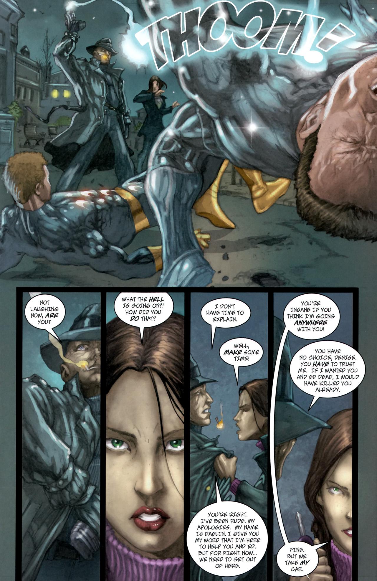 Read online Phoenix comic -  Issue #3 - 10
