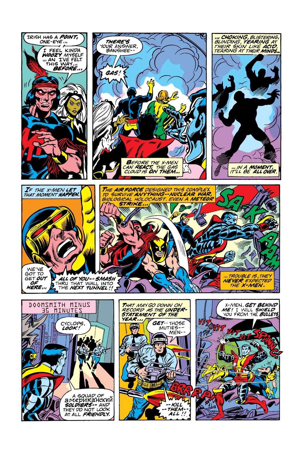 Uncanny X-Men (1963) issue 95 - Page 9
