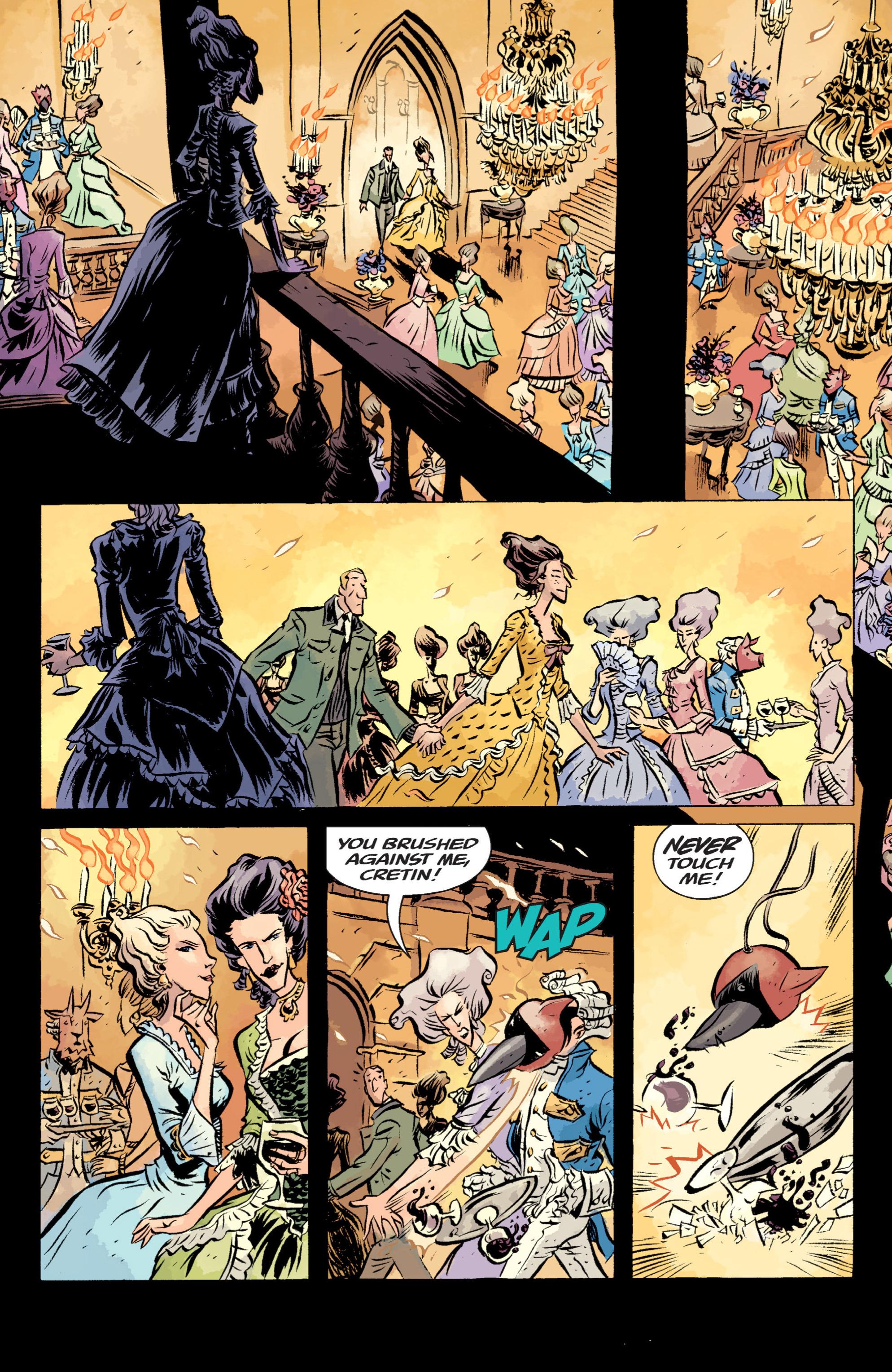 Read online B.P.R.D. (2003) comic -  Issue # TPB 13 - 37