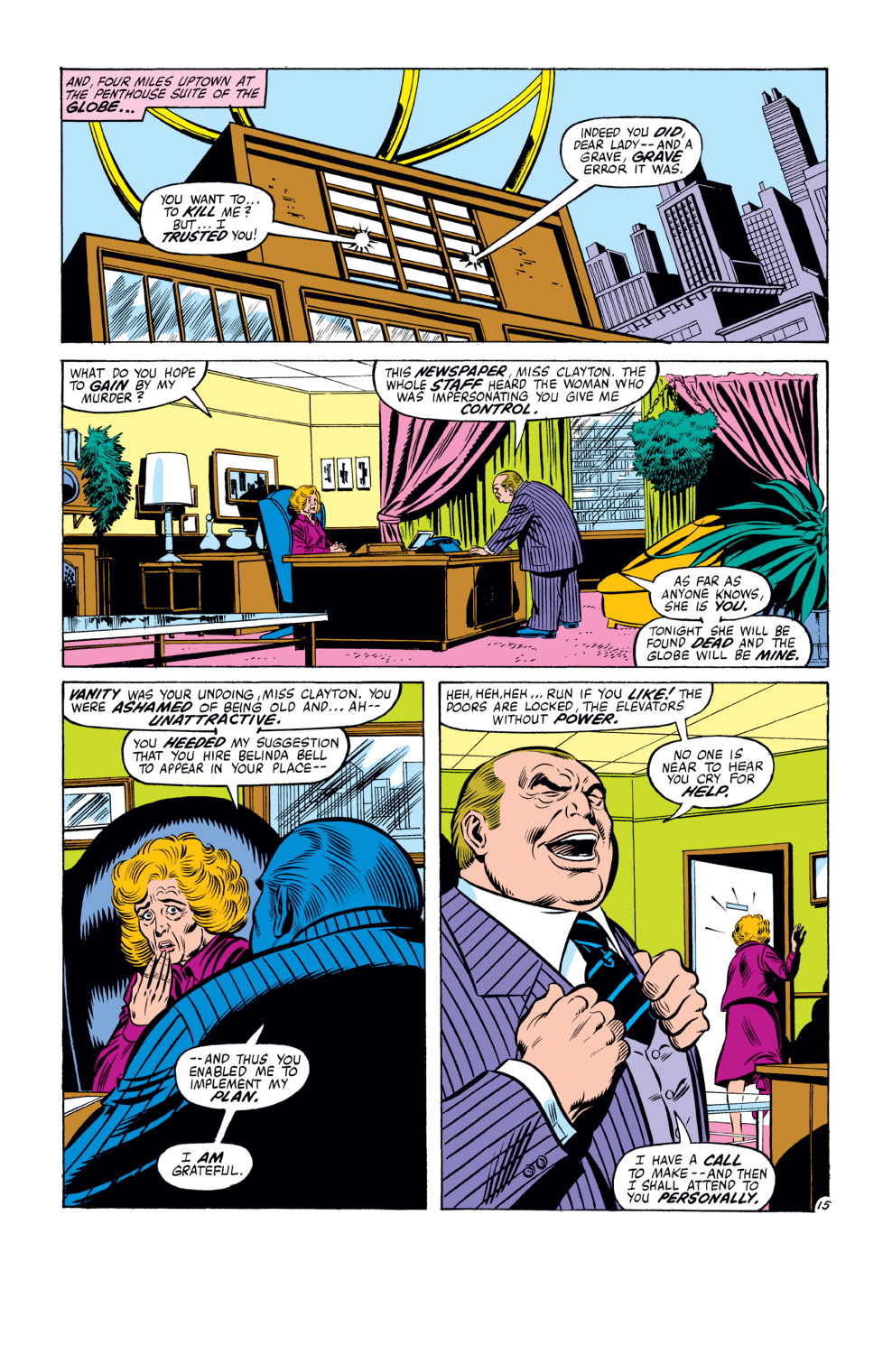 The Amazing Spider-Man (1963) 210 Page 15