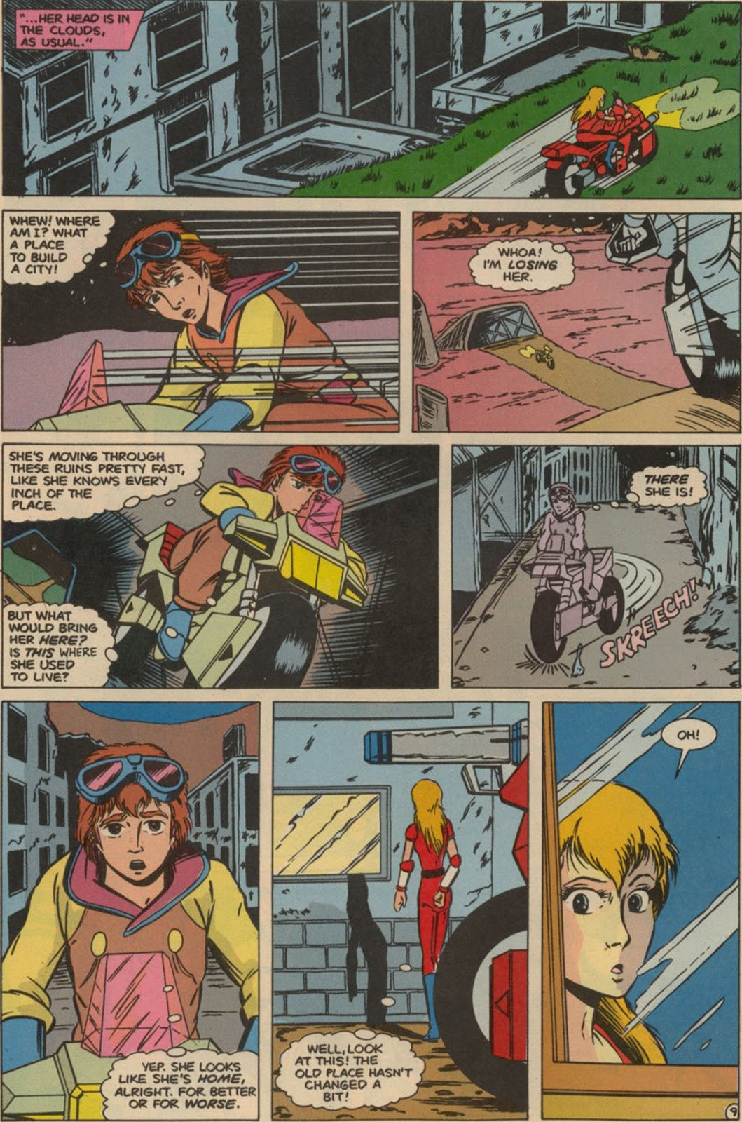 Robotech The New Generation issue 6 - Page 11