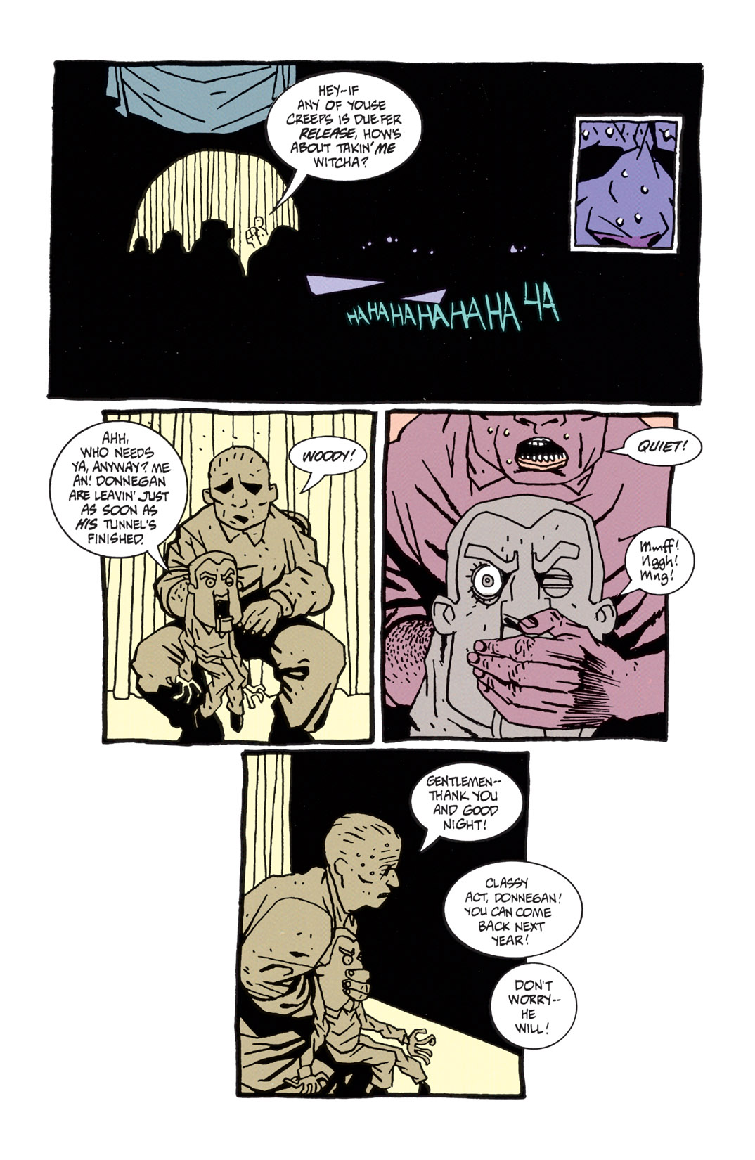 Read online Showcase '94 comic -  Issue #8 - 10