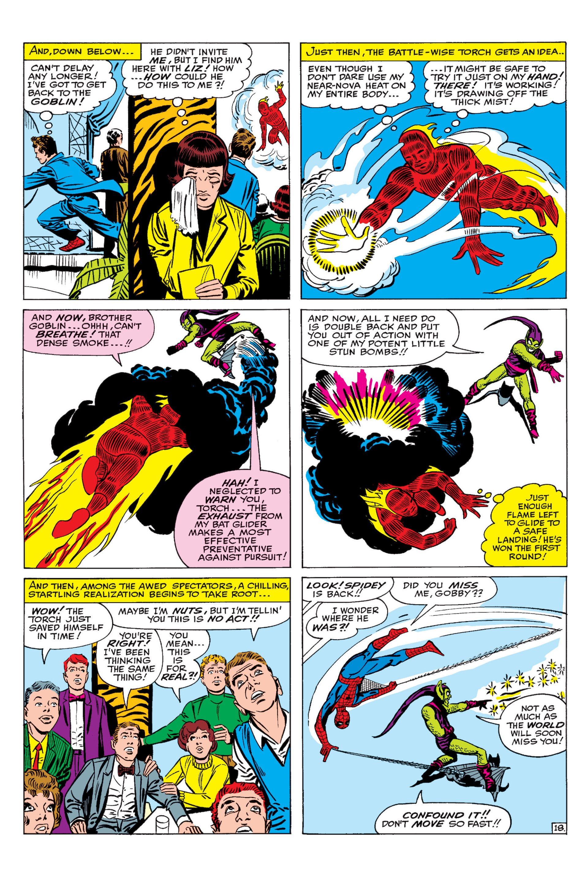 The Amazing Spider-Man (1963) 17 Page 18