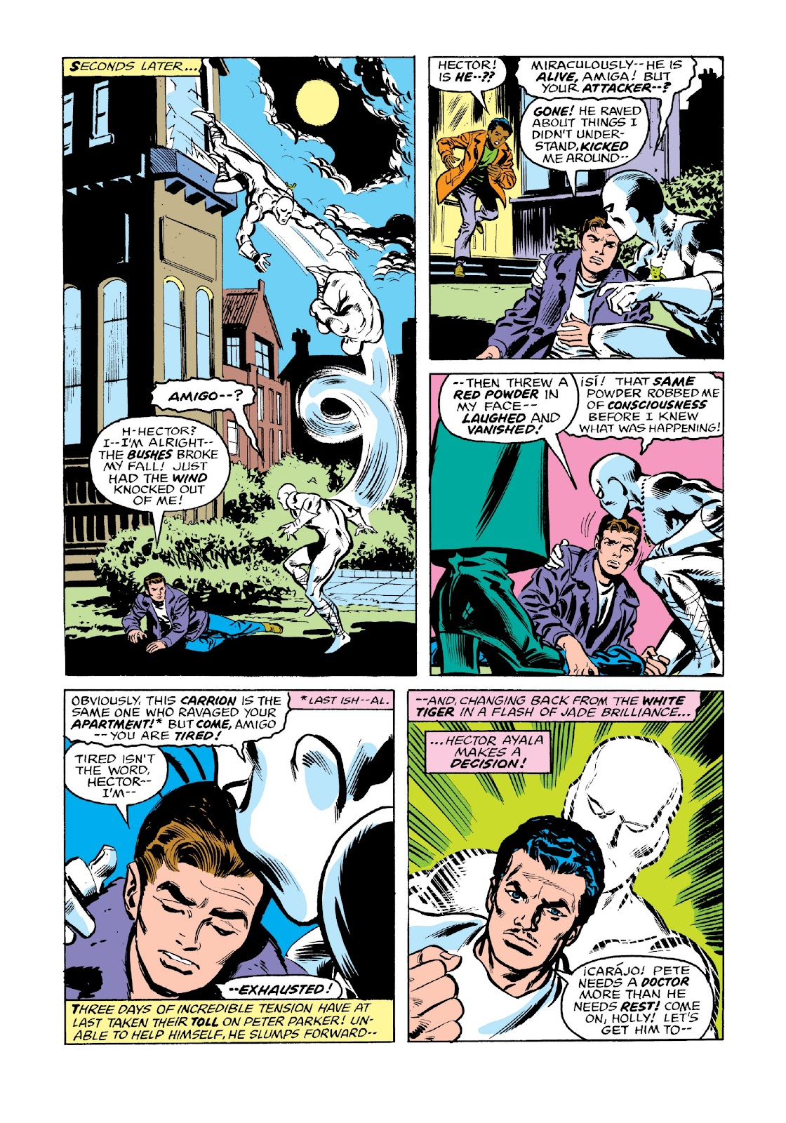 Read online Marvel Masterworks: The Spectacular Spider-Man comic -  Issue # TPB 2 (Part 3) - 51