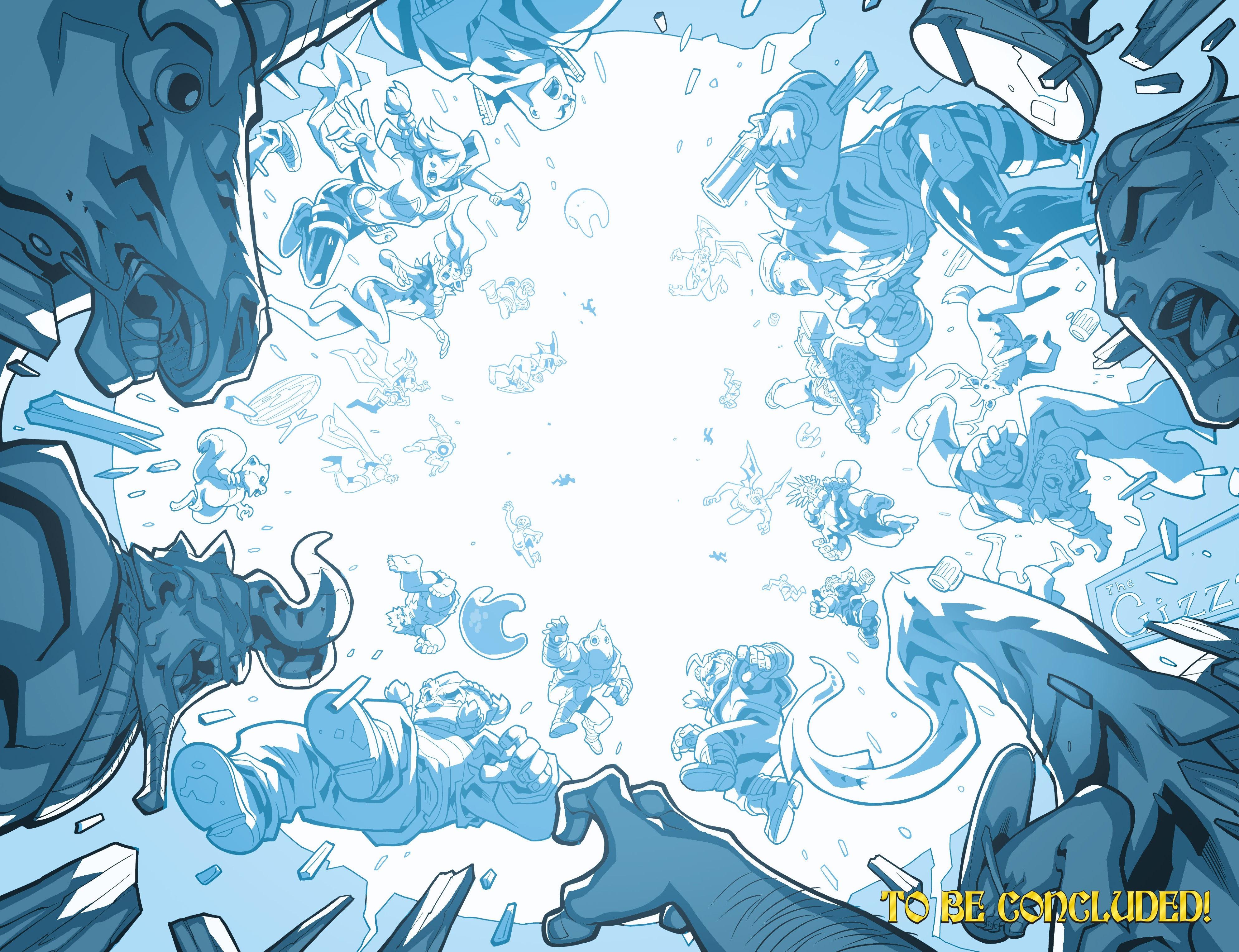Read online Skullkickers comic -  Issue #33 - 22