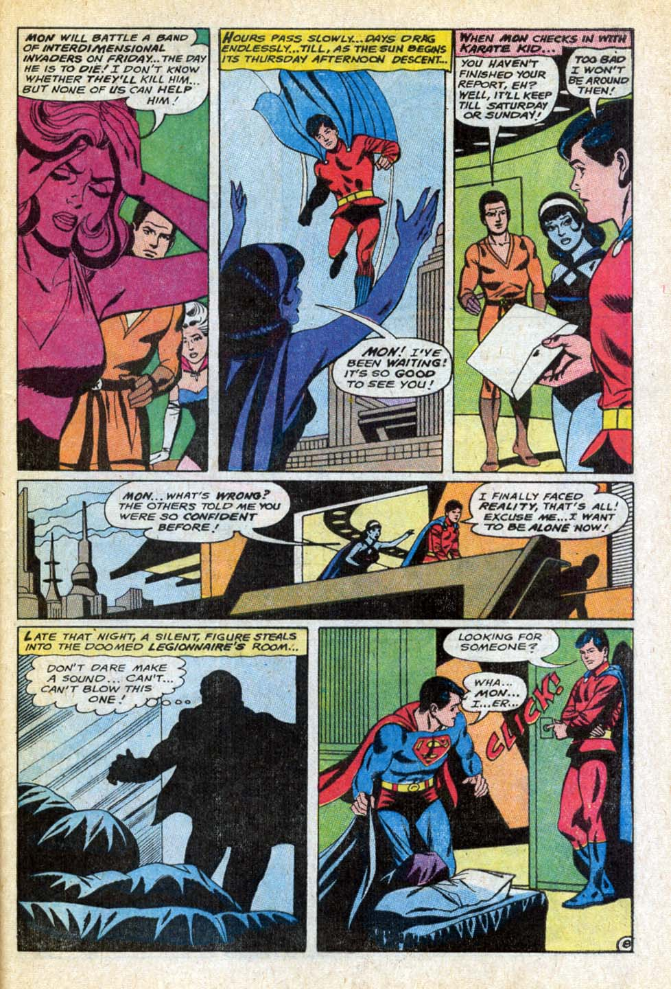 Read online Action Comics (1938) comic -  Issue #384 - 29