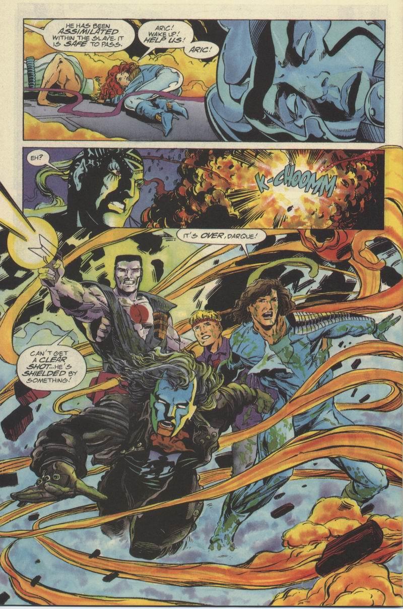 Read online Secret Weapons comic -  Issue #2 - 18