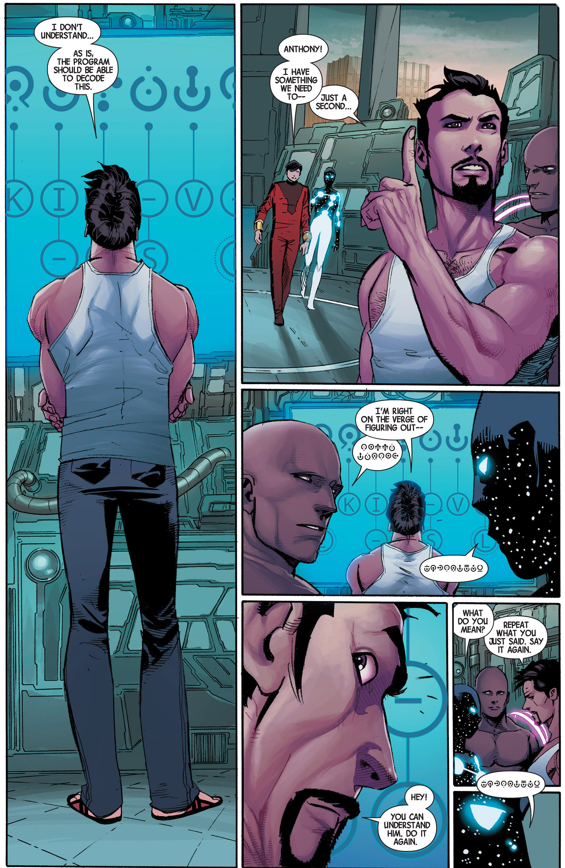 Read online Avengers (2013) comic -  Issue #6 - 19