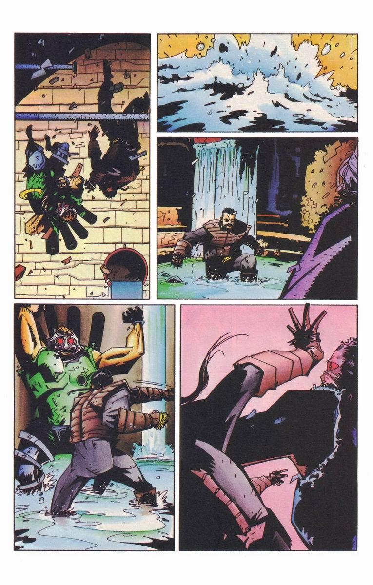 Read online Secret Weapons comic -  Issue #18 - 7