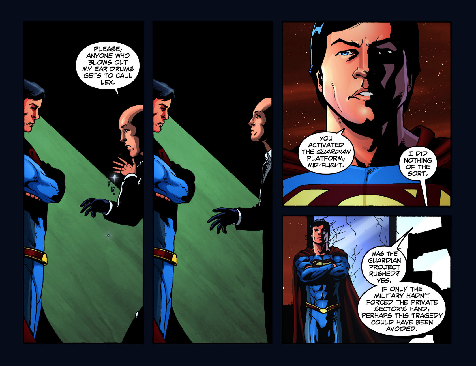 Read online Smallville: Season 11 comic -  Issue #7 - 18