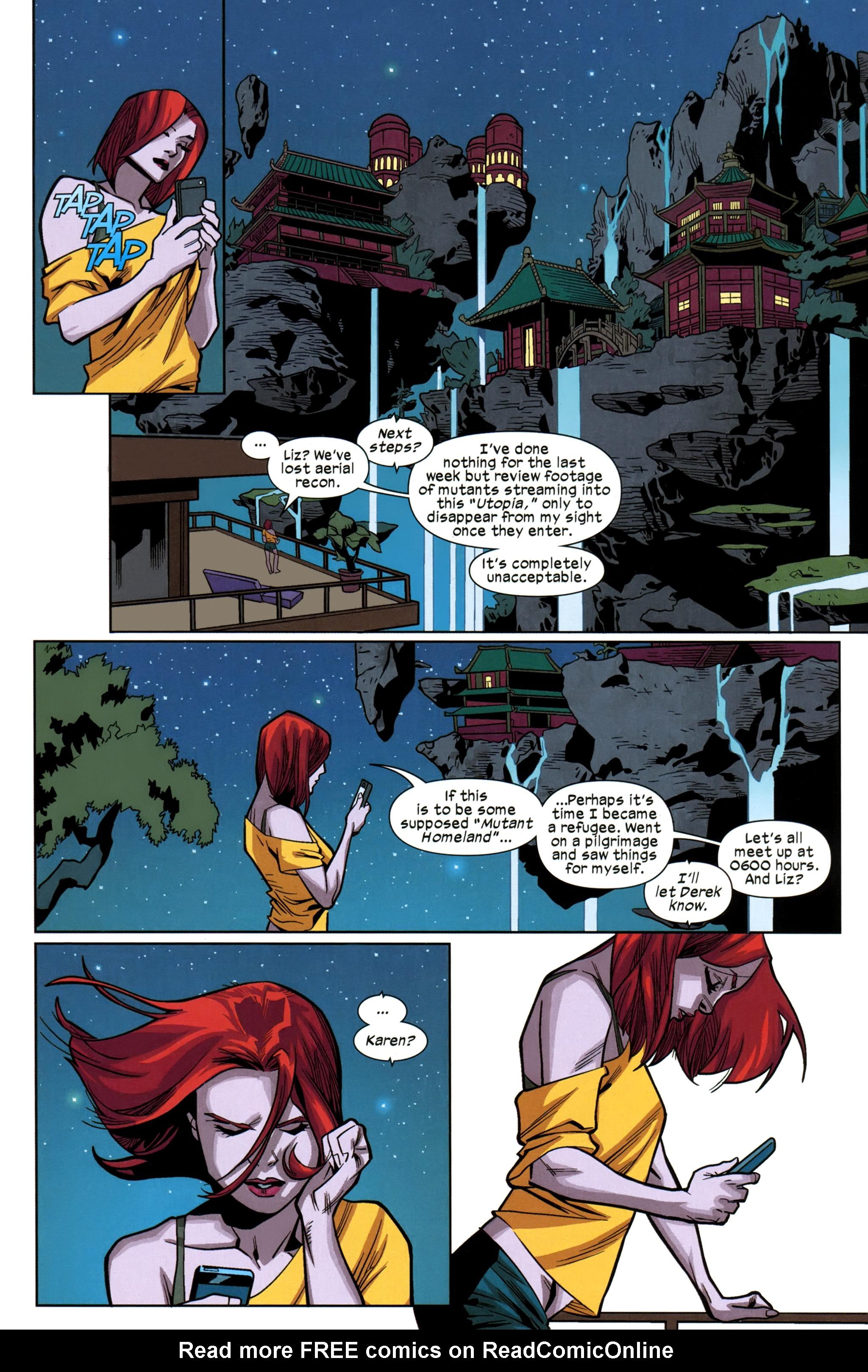 Read online Ultimate Comics X-Men comic -  Issue #24 - 14