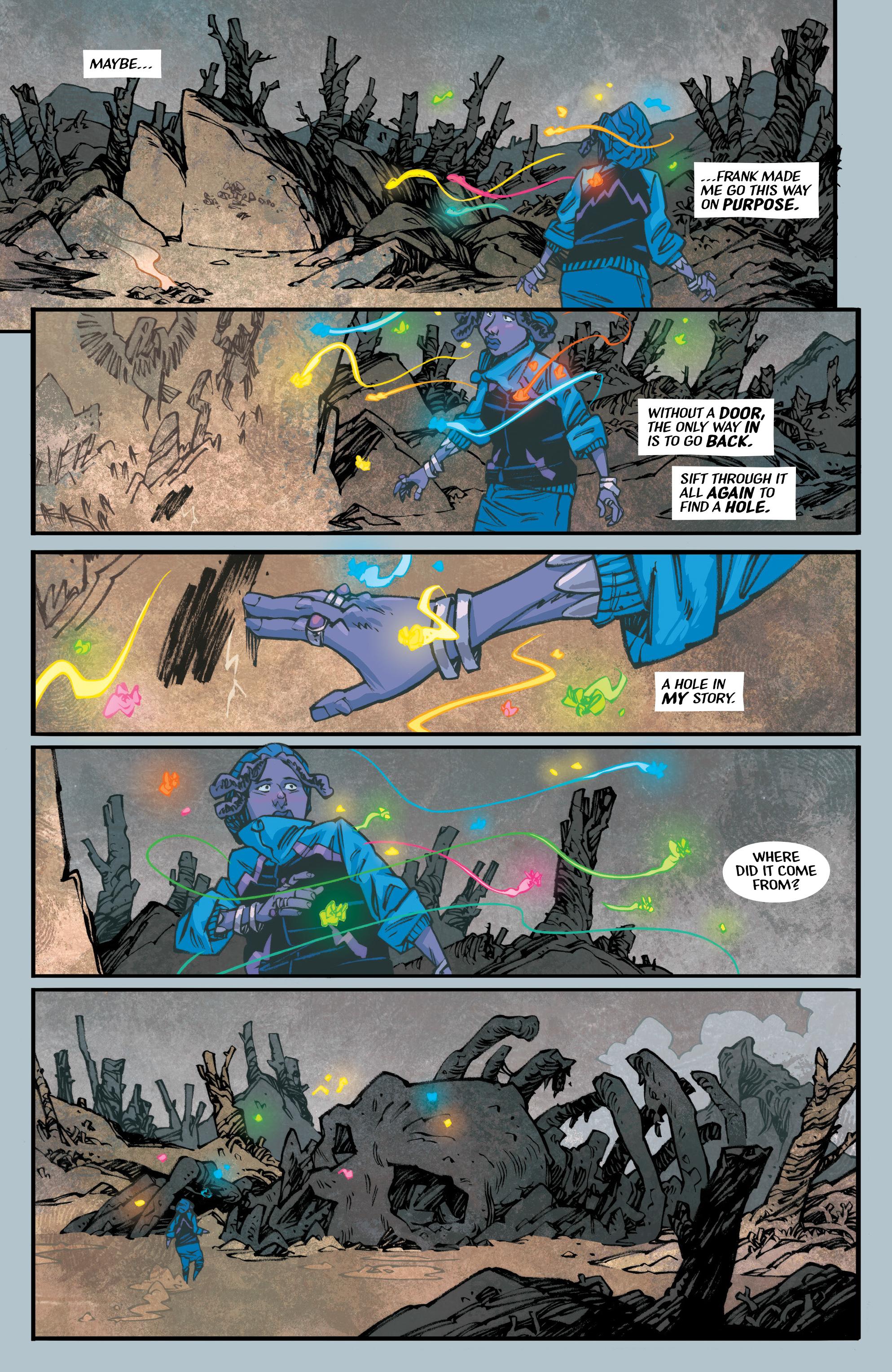 Read online Black Cloud comic -  Issue #3 - 6