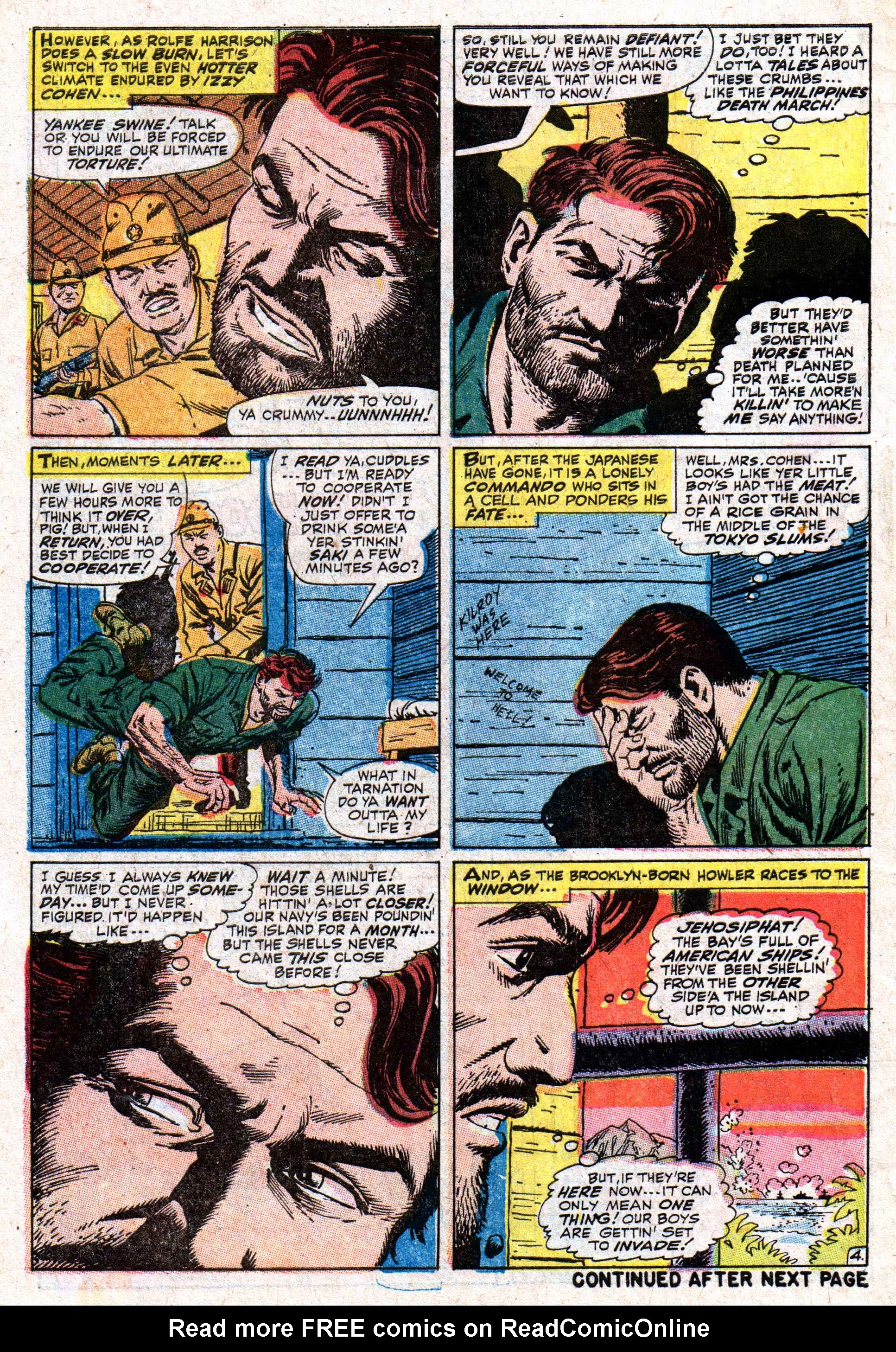 Read online Sgt. Fury comic -  Issue #50 - 6