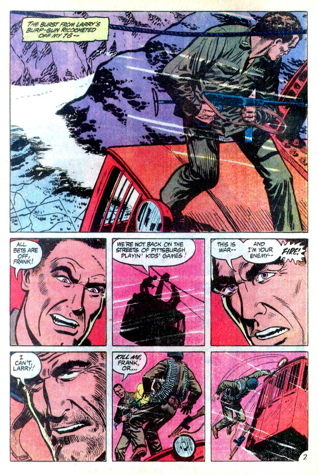Sgt. Rock issue Annual 2 - Page 3